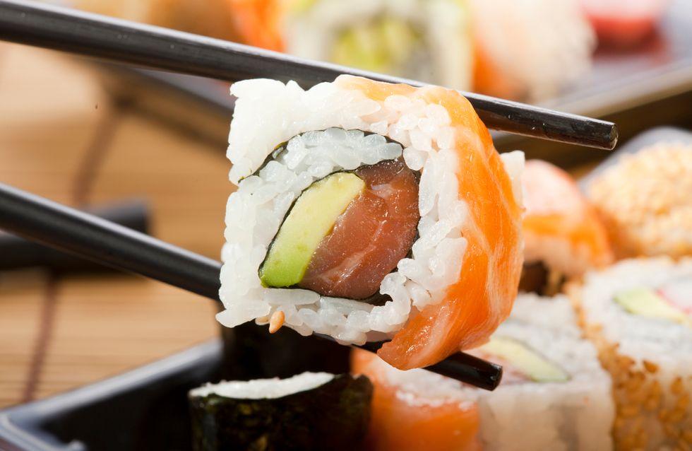 7 cose che fanno capire che sei sushi dipendente