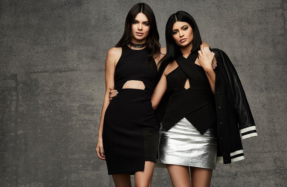 Kendall et Kylie Jenner signent une collection Noël pour Topshop