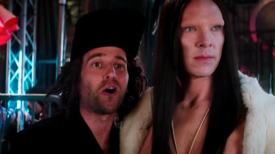 WATCH: Benedict Cumberbatch Is The Biggest Supermodel In The World In The New Zoolander 2 Trailer