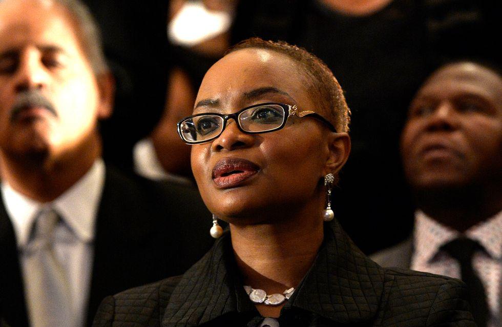 La belle-fille de Nelson Mandela partiellement aveugle après avoir été battue par son compagnon