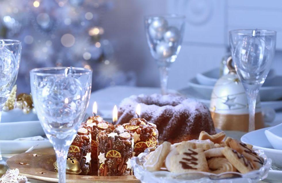 Le repas de Noël, préparez-le la veille
