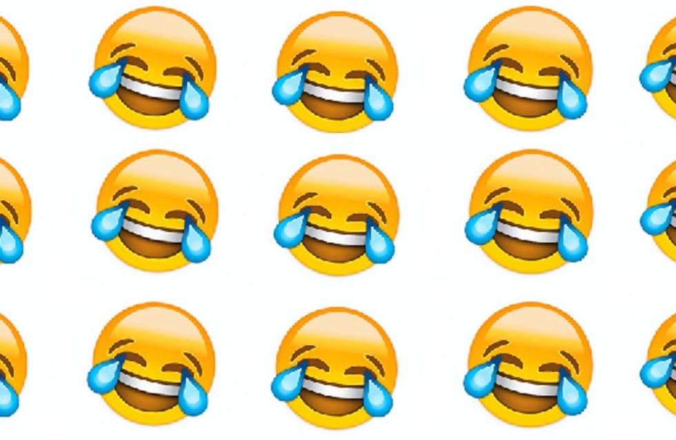 Oxford Dictionaries Word of the Year Is The Crying Laughing Emoji And We Are DONE