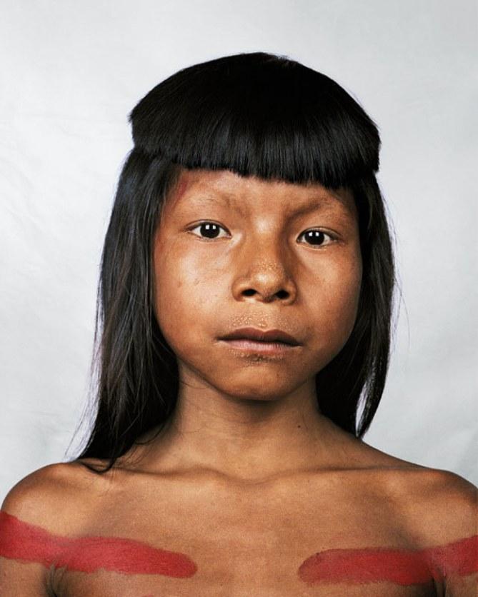 Ahkohxet, 8 años, Amazonia, Brasil 2