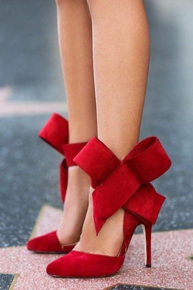 Les escarpins Noël repérés sur Pinterest