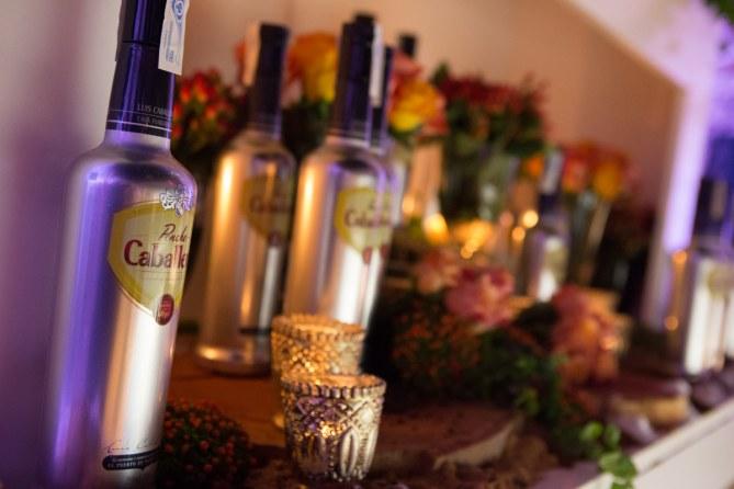 Evento presentación nueva botella Ponche Caballero