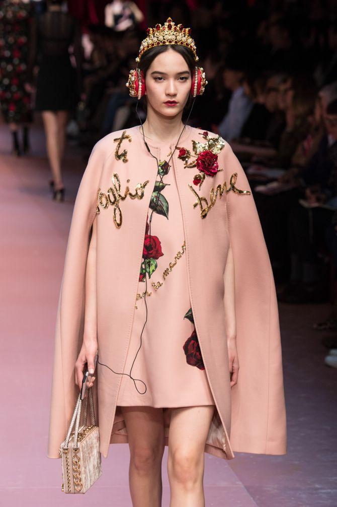 Dolce & Gabbana autunno inverno 2015 2016