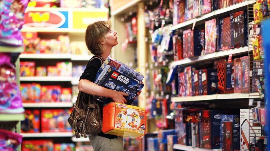 Toys'R'Us enlève de ses rayons les jouets représentant des armes