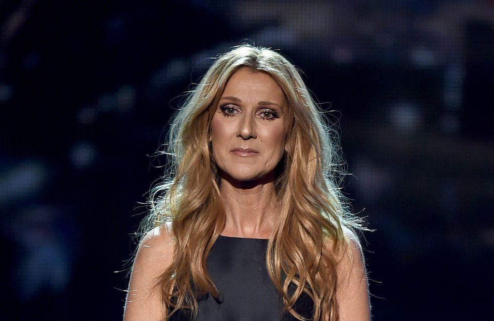 L'émouvant hommage de Céline Dion aux victimes des attentats à Paris (Vidéo)