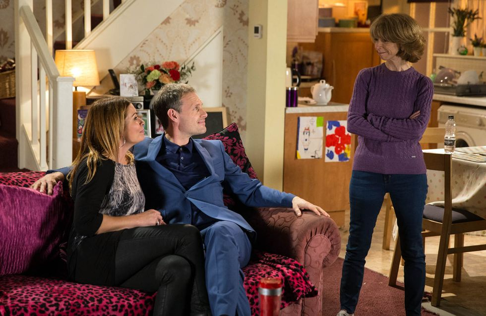 Coronation Street 4/12 - Kylie assumes the worst of David