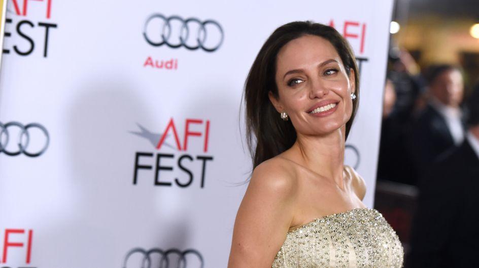 """Angelina Jolie : """"J'adore être ménopausée"""""""
