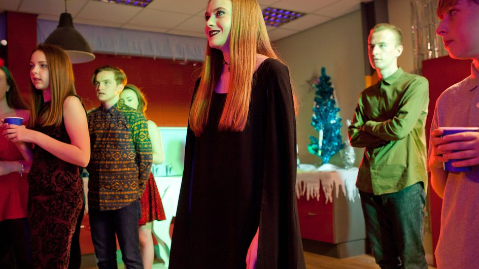 Hollyoaks 1/12 - Leela is like a raging bull at the Lomax's
