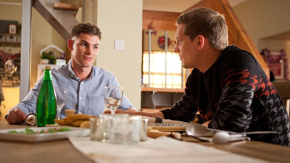 Hollyoaks 4/12 - Nico decides to tell Jason about Holly's affair
