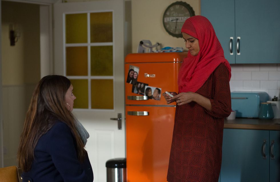 Eastenders 3/12 - Tensions continue to grow at the Mitchell's