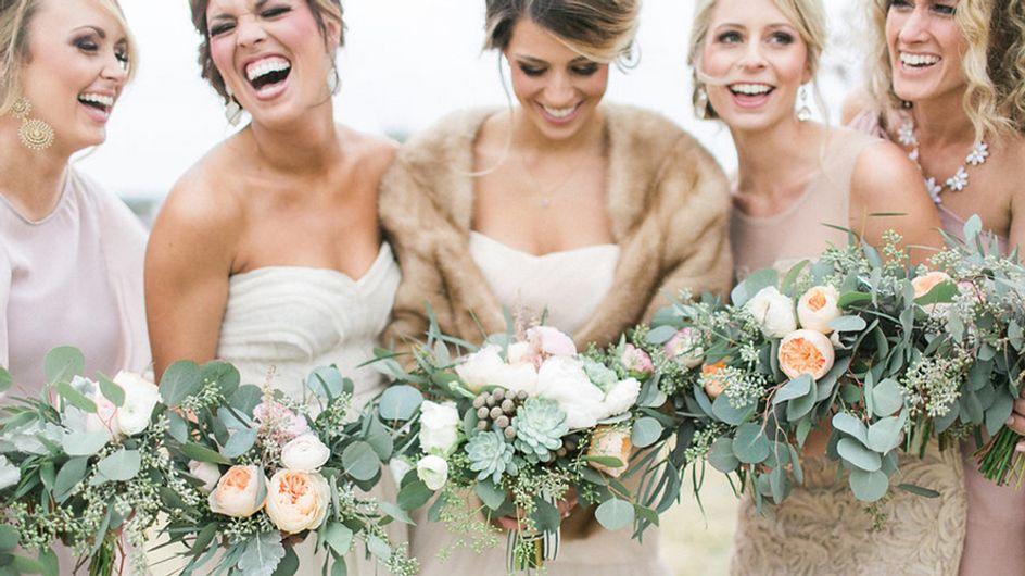 Maquillaje para bodas de invierno: luce radiante en tu gran día