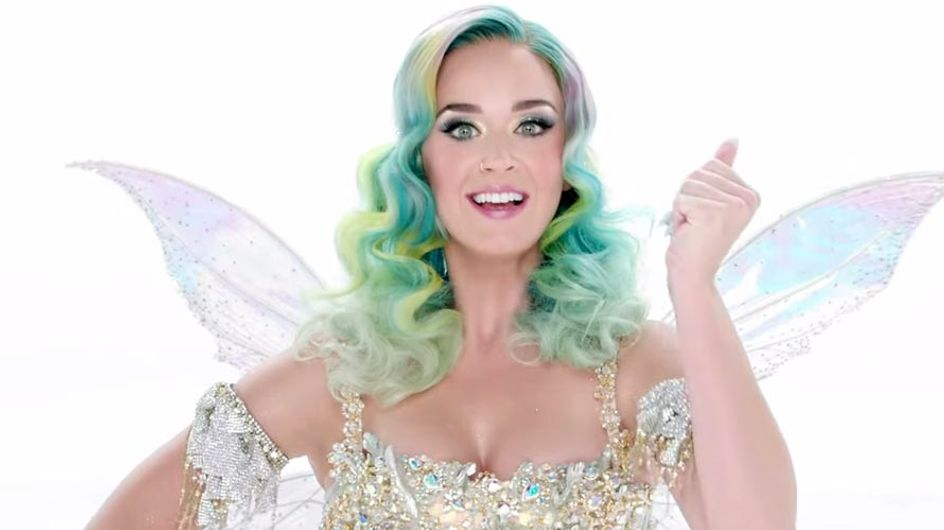 8 Reasons Why We're Loving Katy Perry's H&M Xmas Video