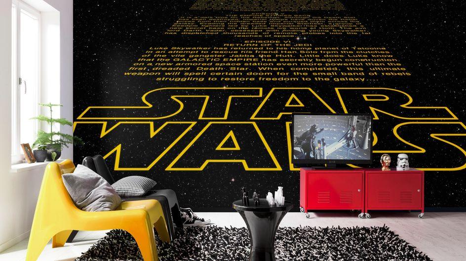 Deco Star Wars: deja que la fuerza entre en tu hogar
