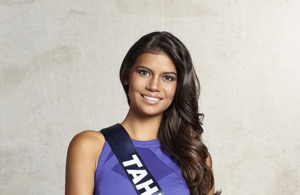 Miss France 2016 : 5 questions à Miss Tahiti (Exclu)