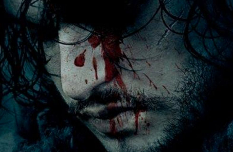 The First Poster For Game Of Thrones Season 6 Confirms Jon Snow Lives...But How Did He Survive?
