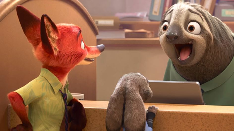 WATCH: The First Trailer For Disney's Zootropolis Looks Just Brilliant