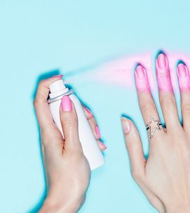 ¡Esmalte de uñas en spray! La revolución llega a tus manos