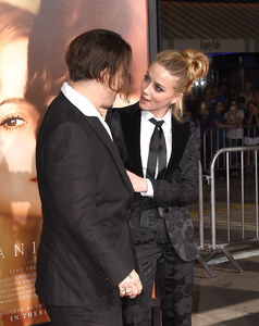 Johnny Depp et Amber Heard.