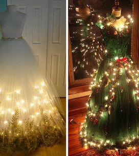 Vous allez halluciner à la vue de ces robes de Noël
