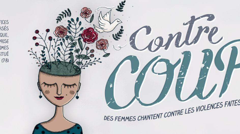 """""""Contre coups"""", la compile contre les violences faites aux femmes"""