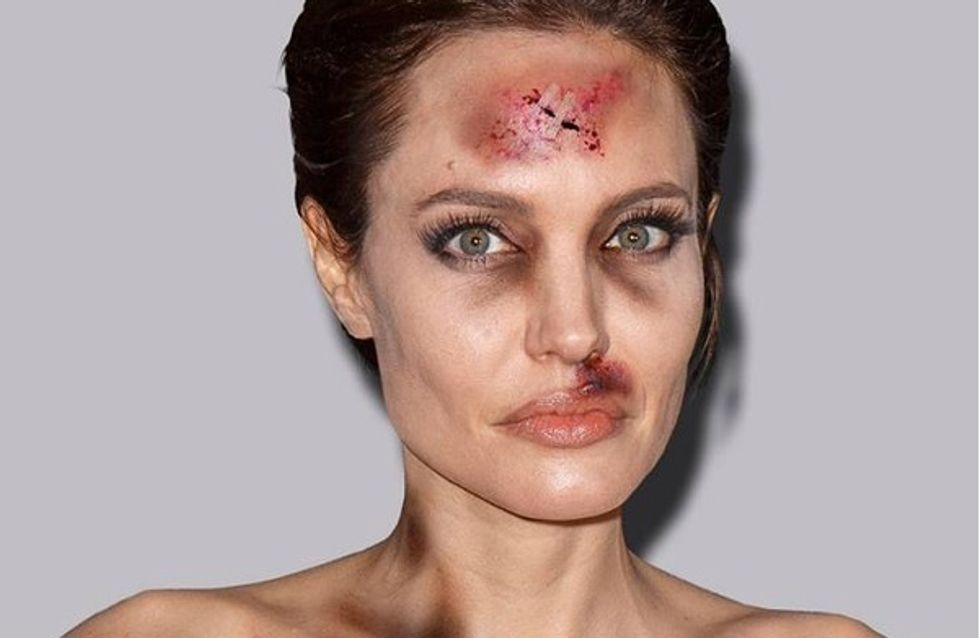 Las celebrities unidas contra la violencia machista