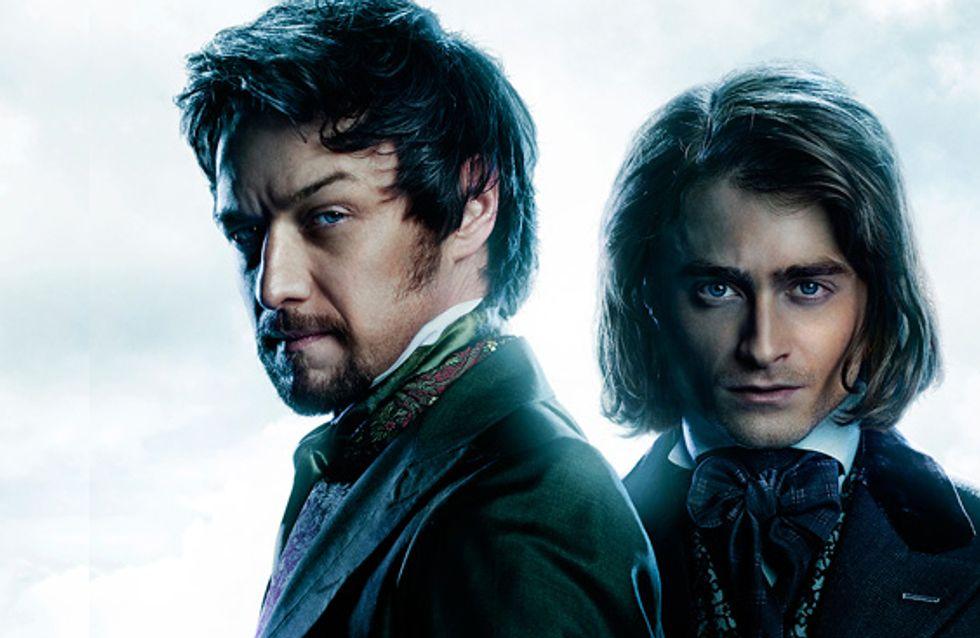 La sensibilité de Daniel Radcliffe terrasse la folie de Frankenstein