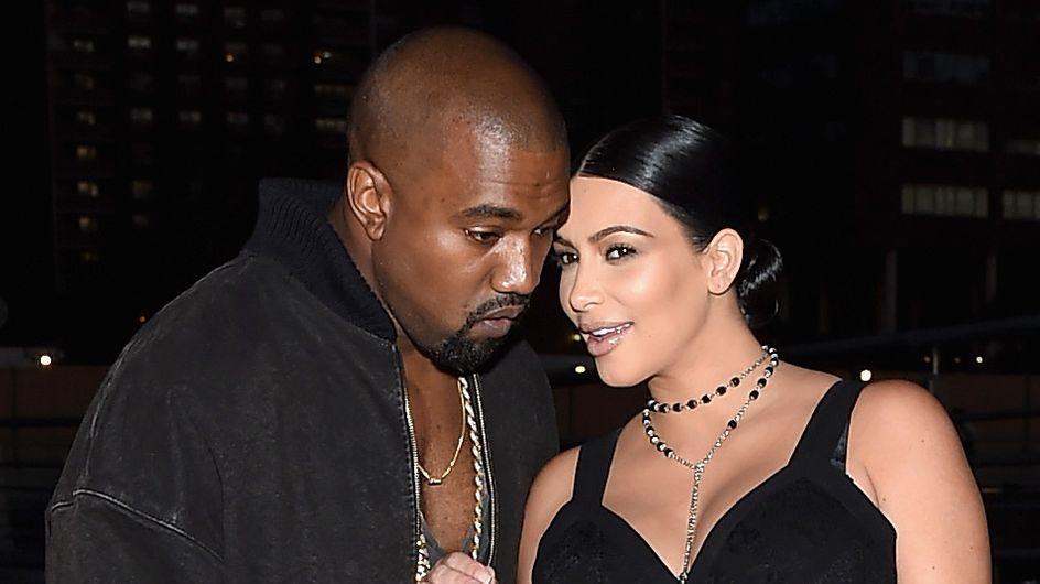Kim Kardashian et Kanye West n'ont toujours pas de prénom pour leur fils