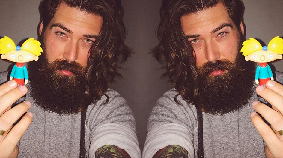 The Voice Of Arnold From Hey Arnold! Is A Glorious Hipster And We Are In Love