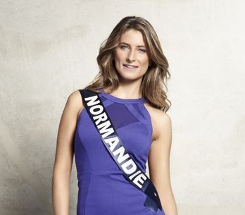 Miss France 2016 : 5 questions à Miss Normandie (Exclu)