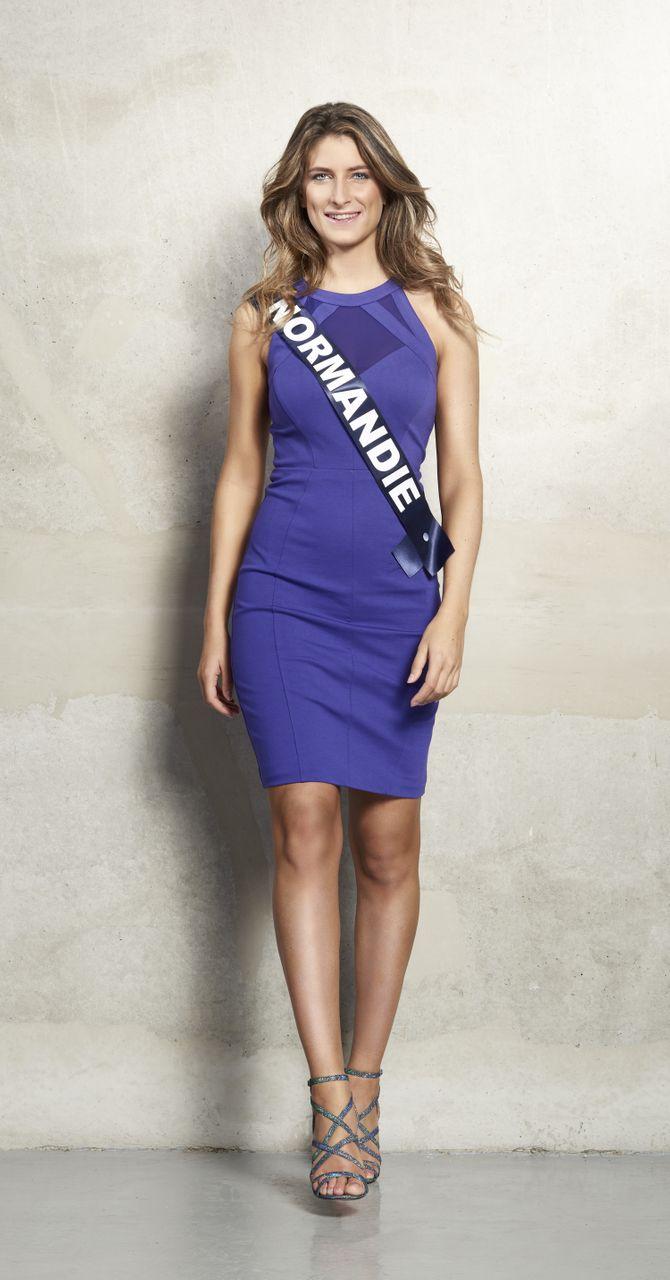 Miss France 2016 : Miss Normandie