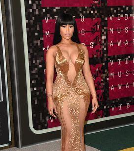 Nicki Minaj change de tête (Photos)