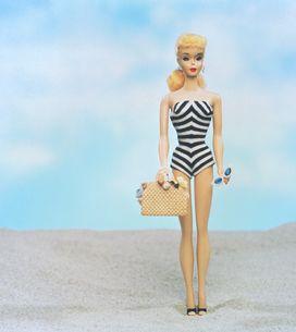 La evolución de Barbie durante los últimos 50 años