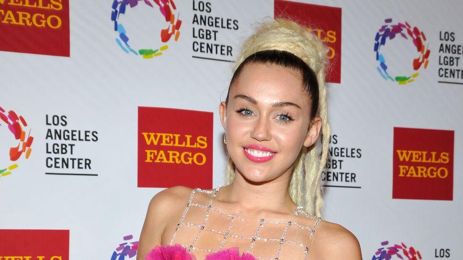 Découvrez à quoi ressemblait Miley Cyrus enfant (Photos)