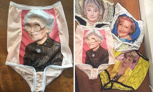 Bragas de abuela con 'Las Chicas de Oro'