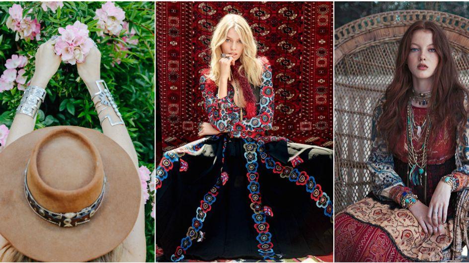 Vuoi uno stile boho chic anche in inverno? Scopri i 6 essenziali da avere nell'armadio e i look da imitare!