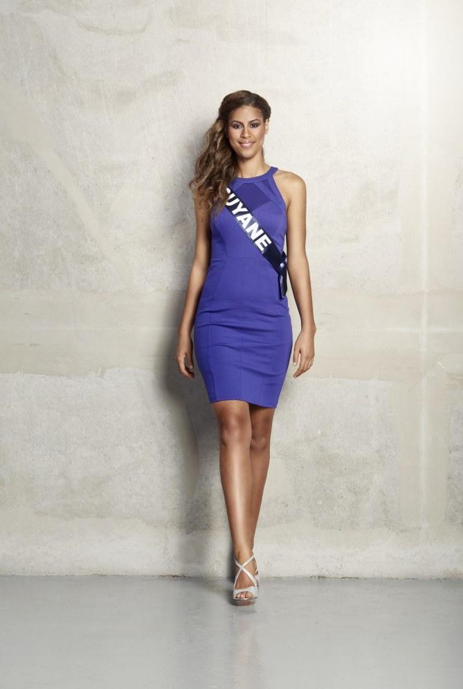 Miss Guyane.