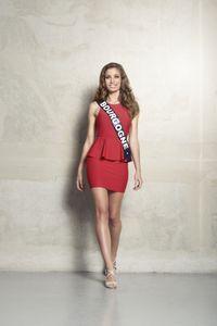 Jade Vélon, Miss Bourgogne 2015