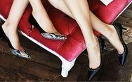 Scopri le scarpe con il tacco basso che ti faranno fare una bella figura senza s