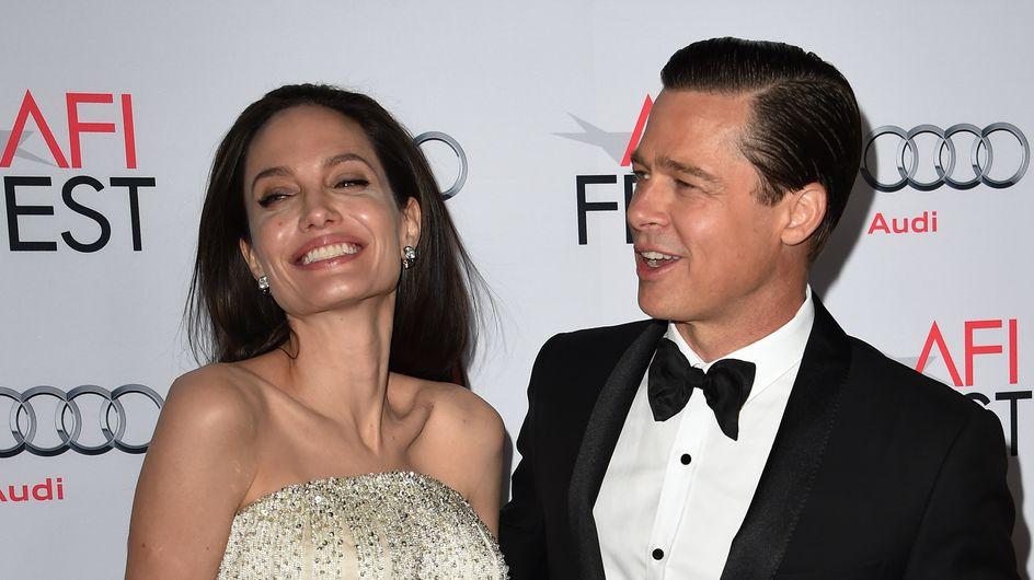 Le secret de Brad Pitt pour faire durer son couple