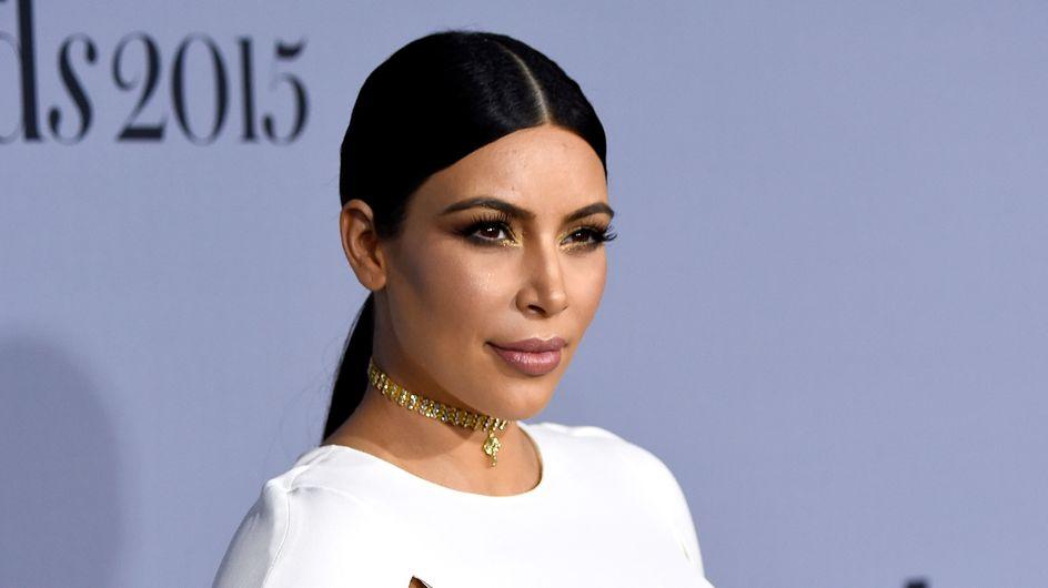 Comment Kim Kardashian prépare-t-elle son accouchement ?