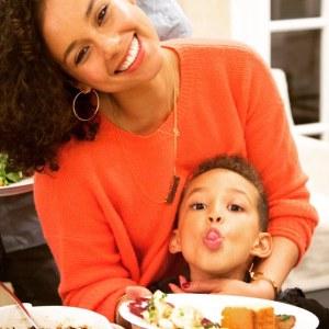 Alicia Keys et son fils Egypt