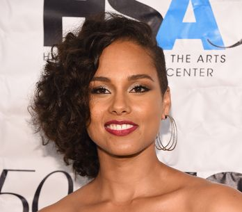 Alicia Keys, complice avec son fils (Photo)