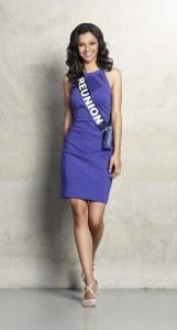 Miss Réunion 2015, candidate pour Miss France 2016
