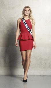 Miss Pays de Loire, candidate pour Miss France 2016