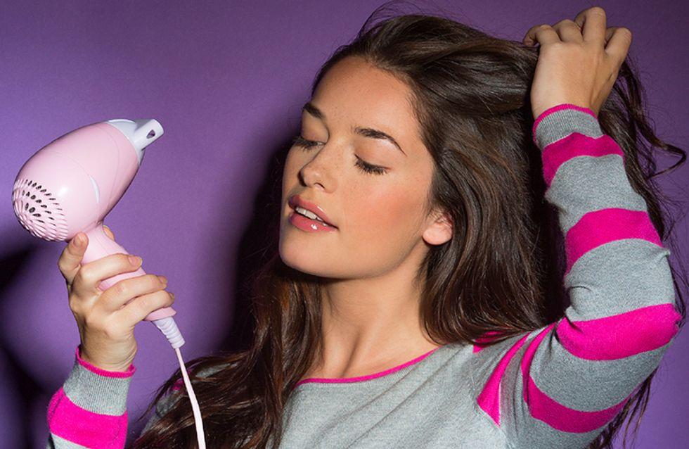 5 erros que você comete ao cuidar do cabelo