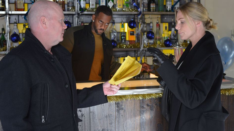 Eastenders 8/12 - Kathy tells Bobby she has to tell his dad the truth