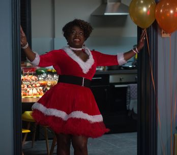 Eastenders 11/12 - Kim has a rather odd present for Vincent on his birthday